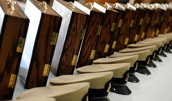 LOLOLO.... Navy Chief Indoctrination Culminates In Human Sacrifice