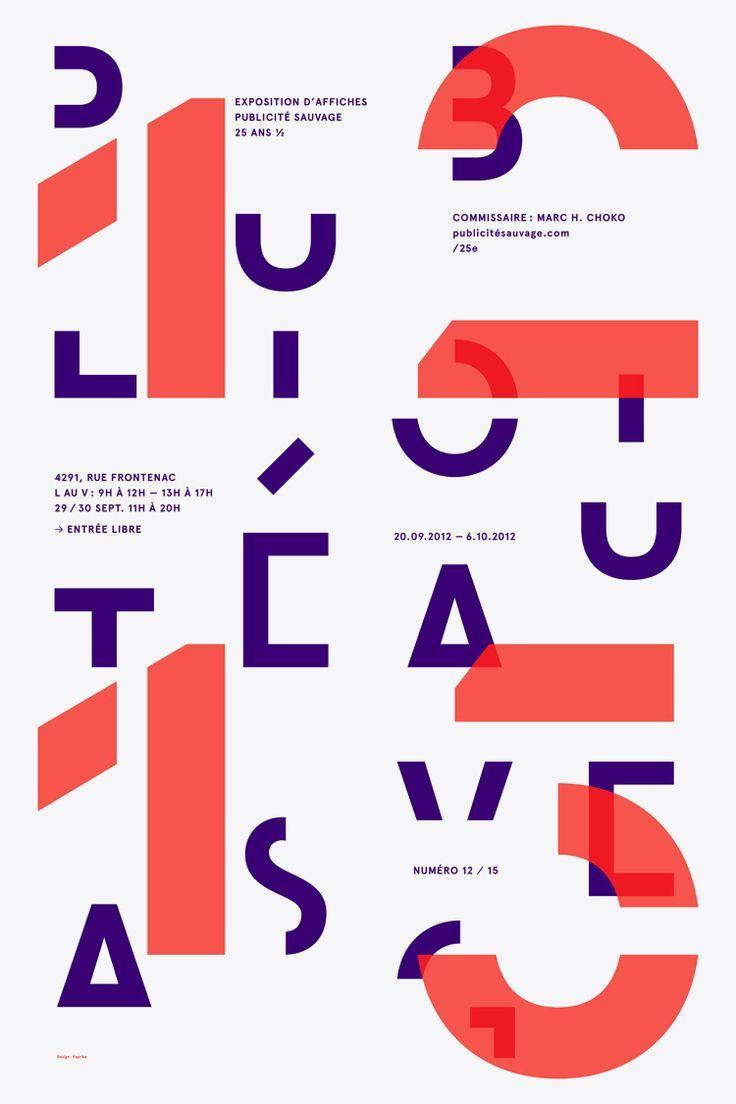 emanuel cohen - typo/graphic posters