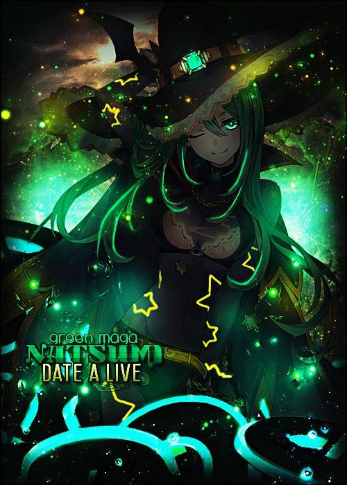 Date A Live Natsumi By MadaraBrek