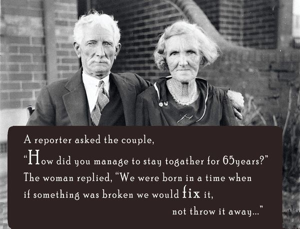 65 years... one day...: Words Of Wisdom, Quote, True Love, True Words, Old Couple, Truths, Marriage Advice, Relationships, People
