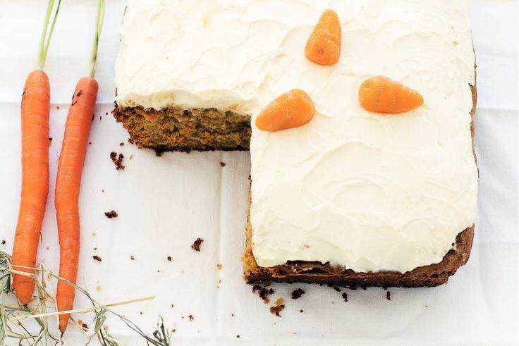 8 januari - Winterpeen in de bonus - De winterpeen in deze taart zal je verrassen: zoet en heerlijk in combinatie met kaneel - Recept - Allerhande