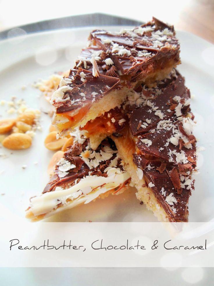 "Kulinarikus: ""besser als Snickers"": Erdnuss-Karamell-Happen mit Schokolade"