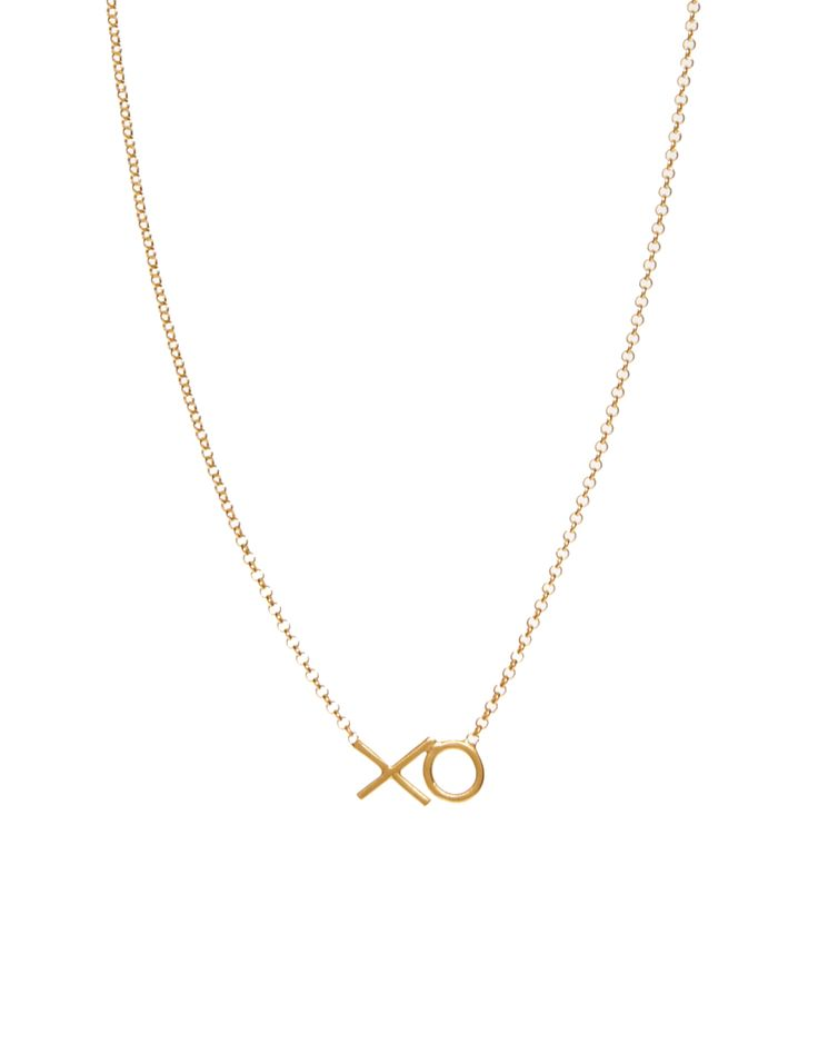 .: A Kiss, Kisses 3, Kisses Lov, Dainty Gold Necklace, Gold Necklaces, Delicate Necklaces, Xoxoxo S, Kisses And Hugs, Birthday Gifts