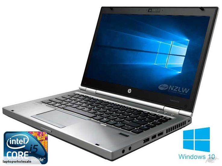 HP EliteBook 8470p | 3rd Gen i5 | 8GB Ram | 128GB SSD | Windows 10 Pro | Trade Me
