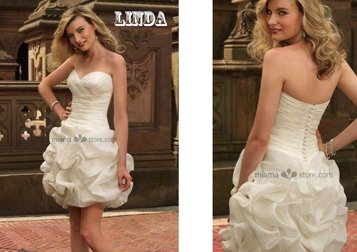amanda marzolini, blogger idee matrimonio, idee abiti da sposa low cost  e cerimonia corti, miamastore, onlune shop, short marriage ceremony dresses, the fashionamy blog,