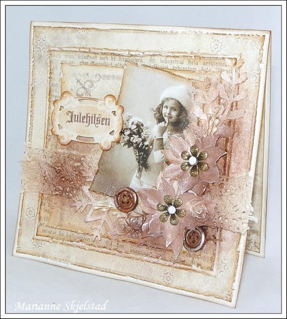 Mariannes papirverden.: Glimmermist