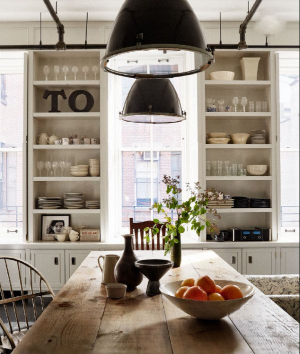 Meg Ryan shows off her newly renovated Manhattan loft for Architectural Digest, and are we in for a treat! Meg has a great love for int...