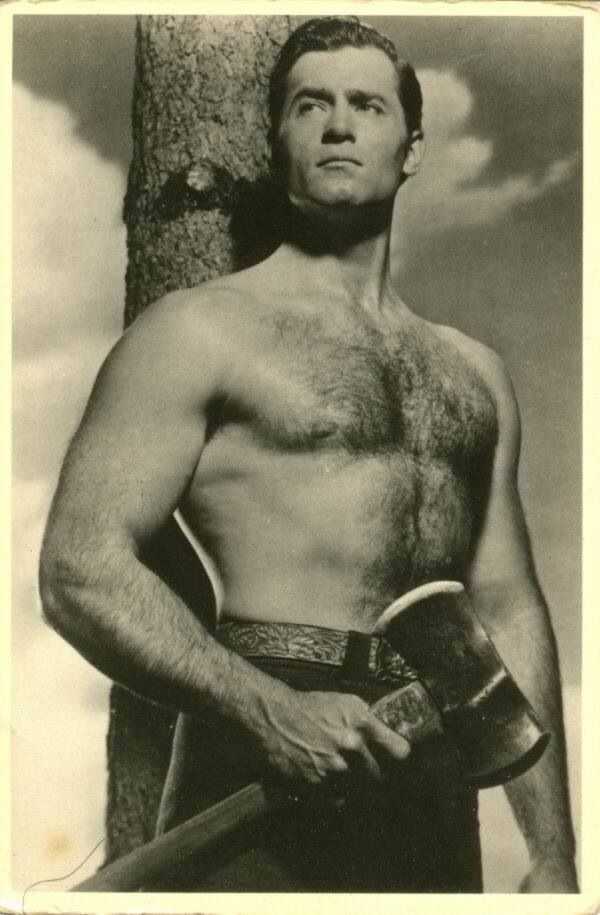 Clint Walker Clint Walker Heart Throb