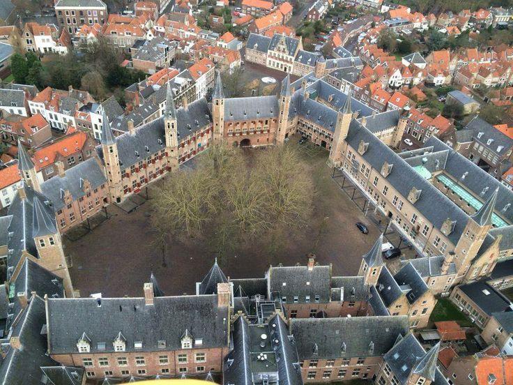 Middelburg (Zeeland) - Abbey / Abtei / Abbaye