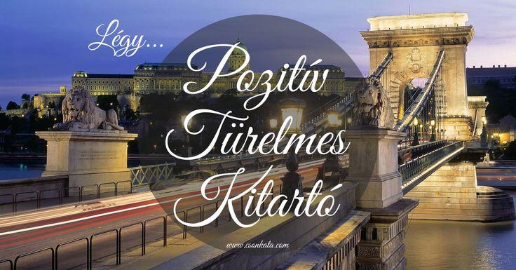 Őrizd meg pozitív életszemléleted és kerüld el a negatív embereket!