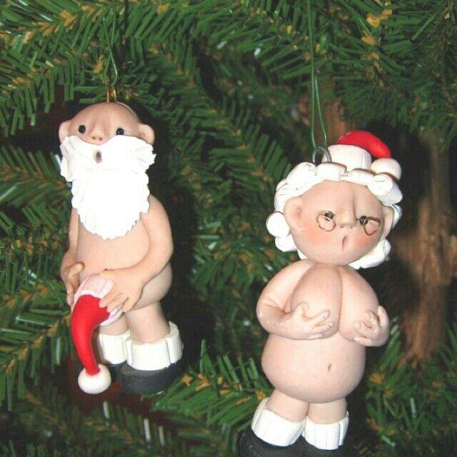 Naked Mrs Santa Claus 16