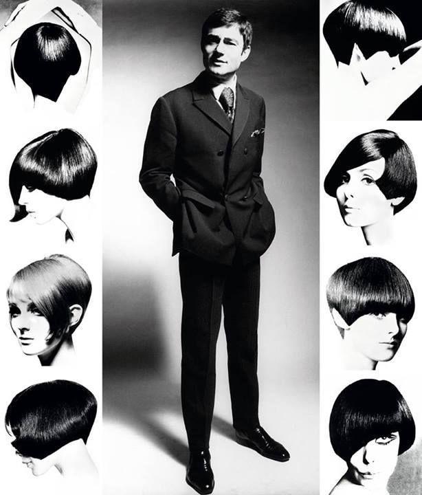 167 Best Vidal Sassoon Images On Pinterest Hairdos Hair