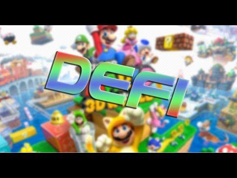 [FR] Let's Play Défi : Super mario 3D world Dernier niveau !