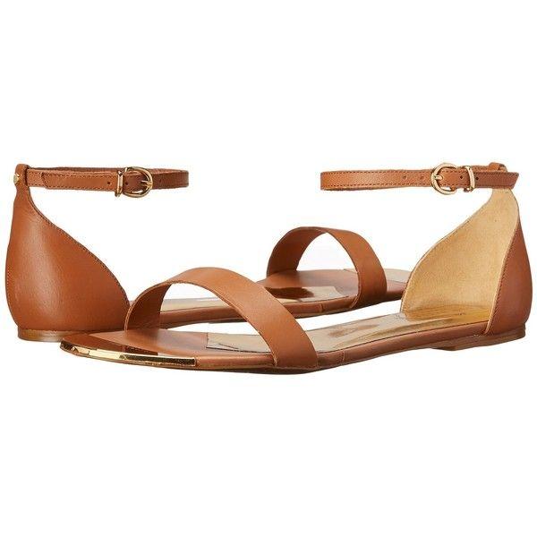 Calvin Klein Womens Rinona Fabric Split Toe Casual TStrap Black Size 75 6Rgp