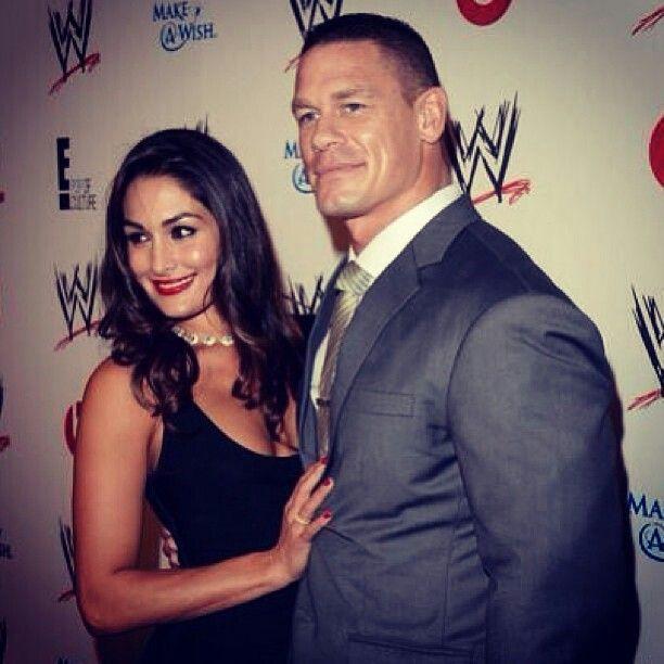 Nikki Bella John Cena | Nikki Bella | Pinterest | John ...