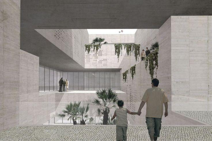 2011| Edifici destinat a l'IMAS : TEd'A arquitectes