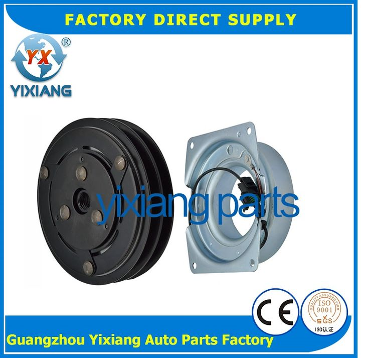 Auto Excavator Parts 2A Pulley Air Conditioner CCI Compressor Magnetic Clutch For York Bus