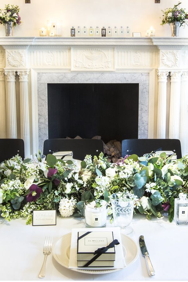Jo Malone London | A Scented Wedding #Inspiration #Wedding #Favours