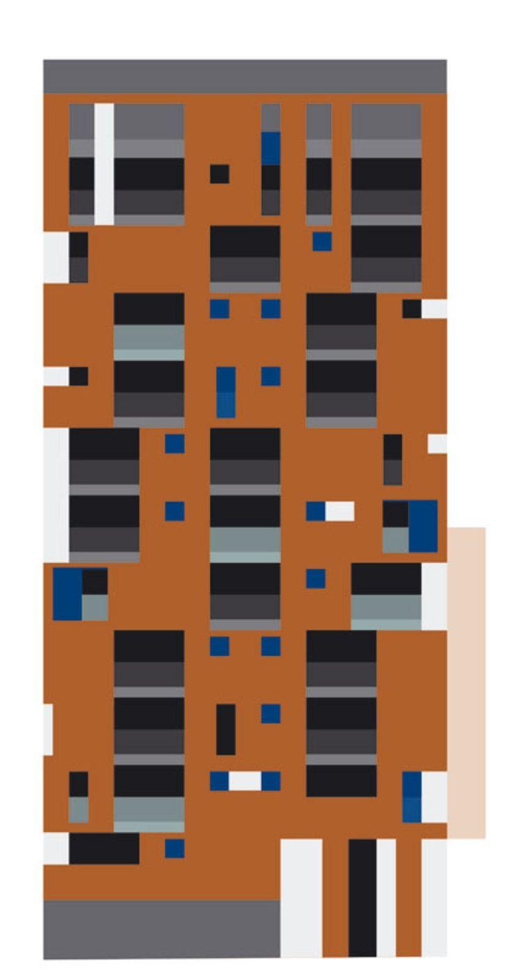 Subsidized Housing Tall Buildings, Nuovo Portello