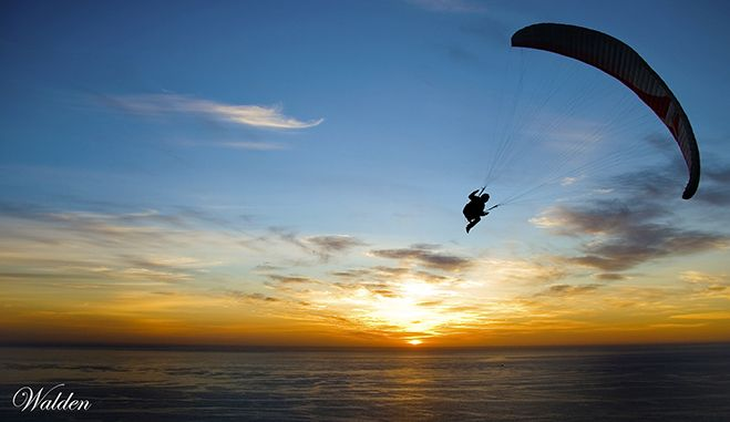 Paragliding Photography