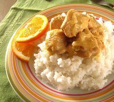 να πεντανόστιμο πιάτο με το αγαπημένο πουλερικό μικρών και μεγάλων.Υπέροχο κοτόπουλο με σάλτσαγιαουρτιού, μουστάρδας και χυμό πορτοκαλιού! Μια εύκολη συν