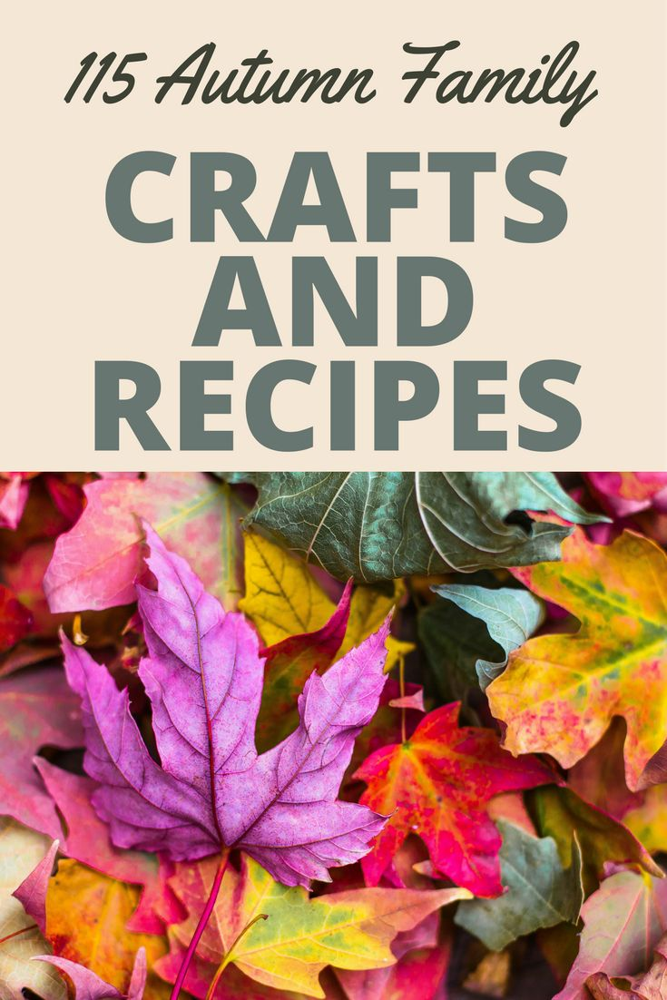 115 autumn family recipes, crafts, and foraging activities and ideas.Including Halloween and Guy Fawkes night treats to celebrate the season.......