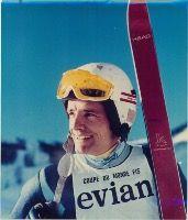 France Grenoble 1968 - Affiche officielle des Xès Jeux Olympiques de Grenoble - Le descendeur