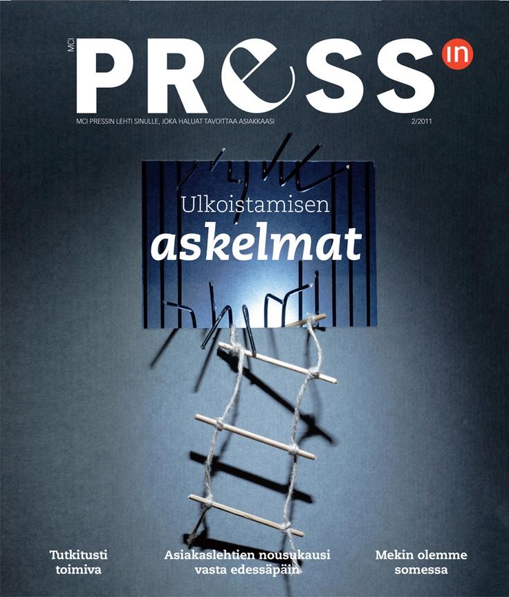 Pressin 2/2011 (Versio 4). Lue lehti: http://www.issuu.com/mcipress/docs/pressin0211