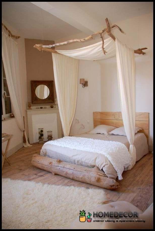 50+Luxus rustikale Lake House SchlafZimmer Ideen Schlafzimmer