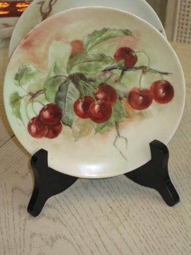 Antique Thomas SEVRES Bavaria Fruit Plates & 156 best Decorative plates images on Pinterest | Decorative plates ...