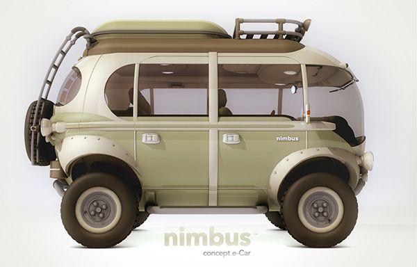Op reis met Nimbus, de elektrische minibus | I ♥ Eco