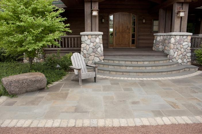 Best Flagstone Slate Steps Outdoor Living Patio Flagstone 400 x 300