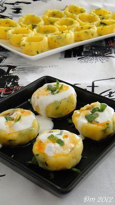 Duru Mutfak - Pratik Resimli Yemek Tarifleri: Patates Mantısı Ramazan Özel 6. Gün