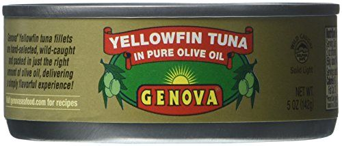 #sale Feed your passion for good food with the tuna that inspires a taste for something better. #Genova Tuna is premium fare, chosen by food lovers everywhere fo...