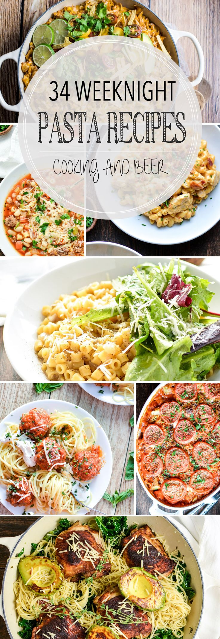 1000+ images about Pasta on Pinterest | Pasta salad, Mac cheese and ...