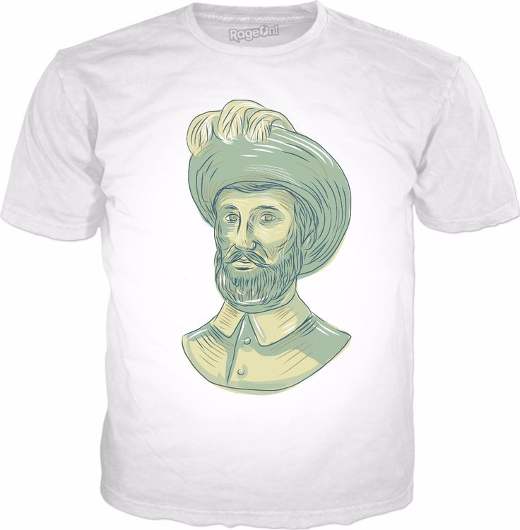 Check out my new product https://www.rageon.com/products/juan-sebastian-elcano-bust-drawing on RageOn!