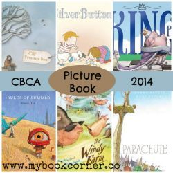 CBCA Book Awards Shortlist 2014 ~ Picture Book of the year