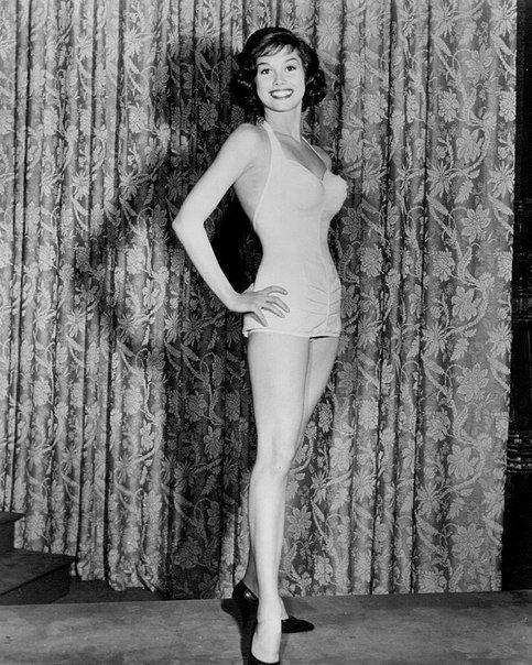 Мэри Тайлер Мур, 1960 год.