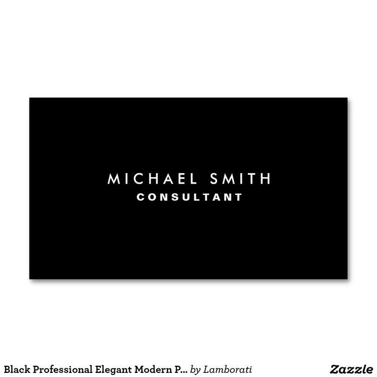 9 best Modern Business Cards images on Pinterest   Modern business ...