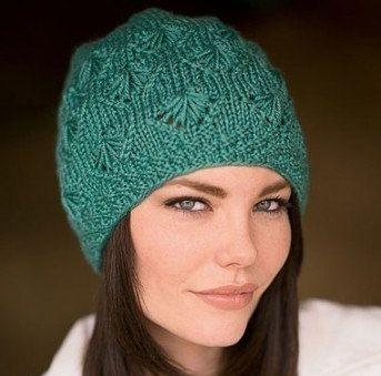 Вяжем женскую шапку спицами — DIYDIY.ru вязание: описание, схемы, видео, мастер классы