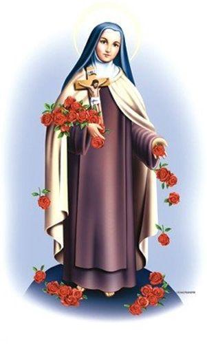 """""""Que importa o sucesso? O que Deus nos pede é não nos determos diante do cansaço da luta."""" (Santa Teresa de Lisieux)"""