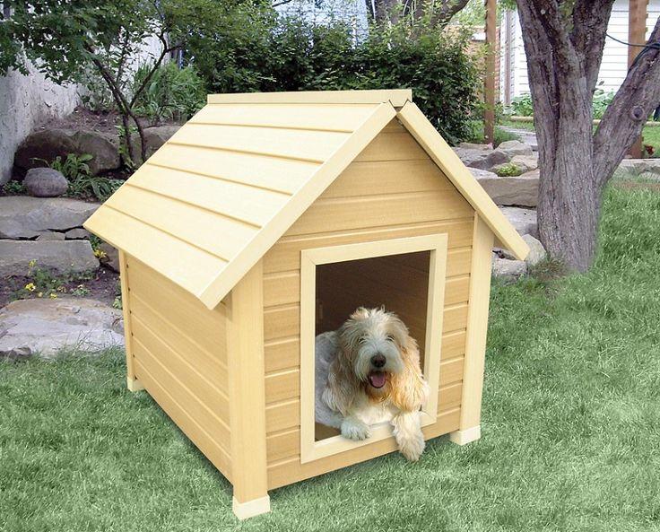 Homemade Dog House Dog Houses Pinterest Homemade Dog