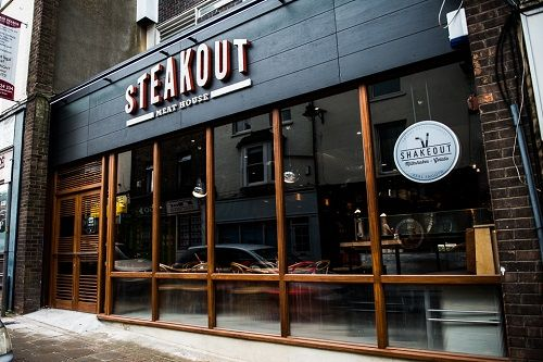 Design showcase: Steak Out restaurant ropes in customers with cow-themed references - Retail Design World