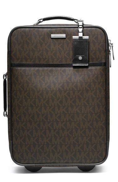 MICHAEL+Michael+Kors+'Signature'+Rolling+Carry-On+(21+Inch)+available+at+#Nordstrom