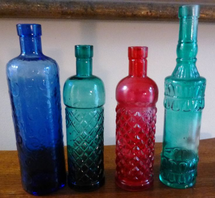 50 Best Images About Colored Glass On Pinterest Gallon