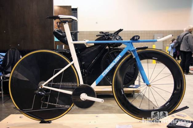 NAHBS 2013 : le salon des artisans du cycle