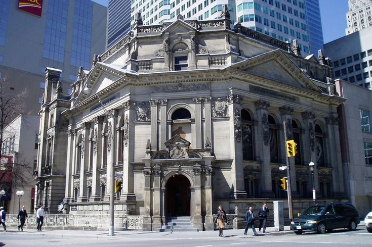 6. Hockey Hall of Fame