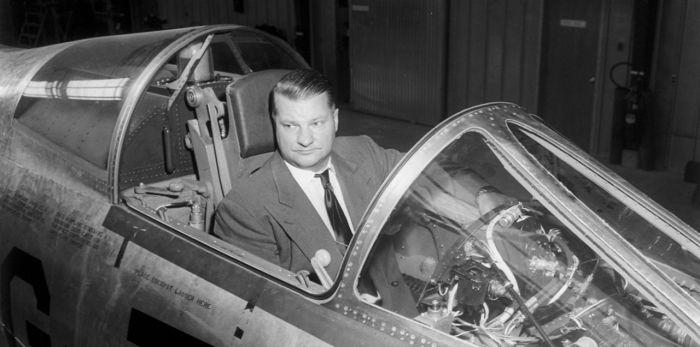 "Kelly Johnson - Clarence ""Kelly"" Johnson: Architect of the Air  Ran Skunk Works at Lockheed Martin"