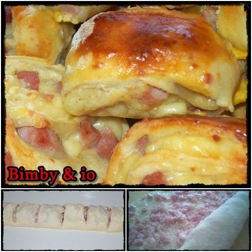 Le ricette di Valentina & Bimby: PANINI NAPOLETANI