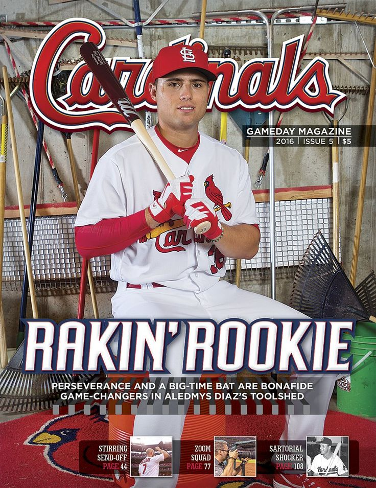 Aledmys Diaz...'Rakin' Rookie'